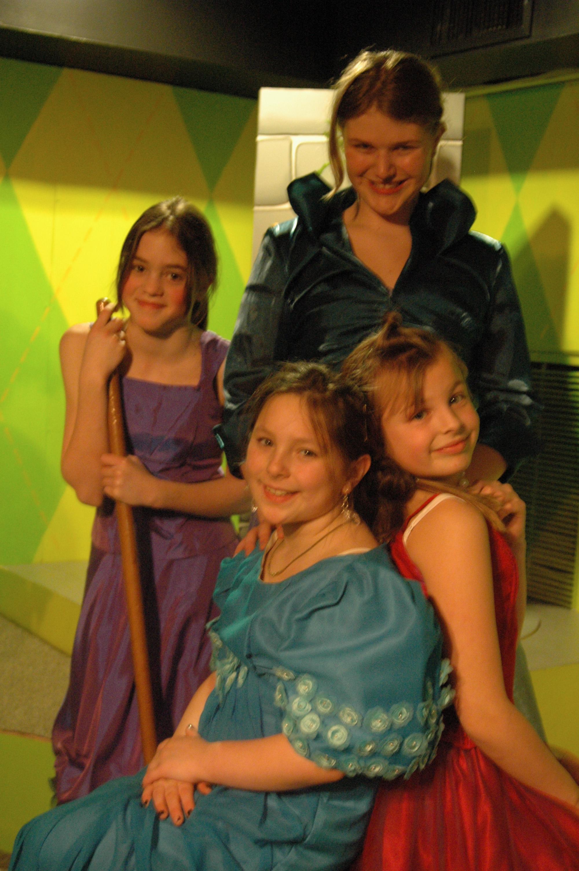 The ladies of Cinderella