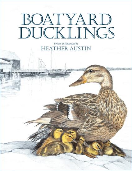 Boatyard Ducklings