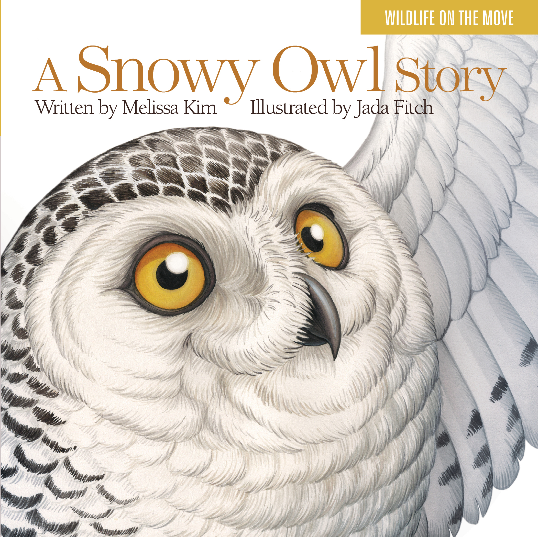The Snowy Owl_Cover_hr